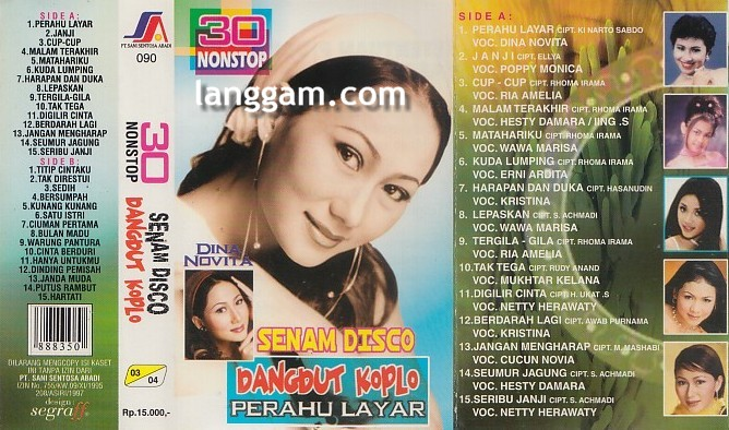 30 Nonstop Senam Disco Dangdut Koplo