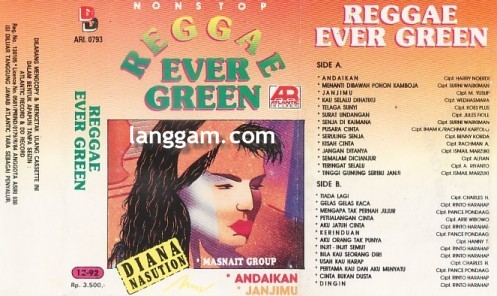 Reggae Ever Green