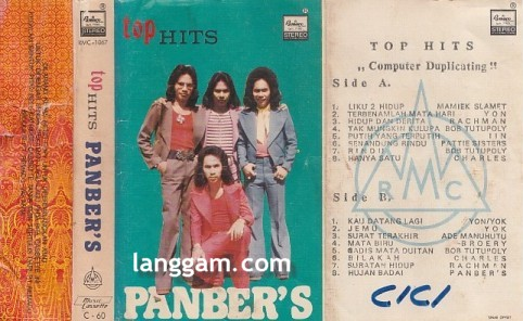 Top Hits Panbers